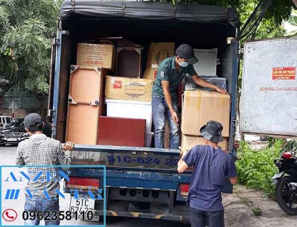 chuyển nhà đi Hà Nội