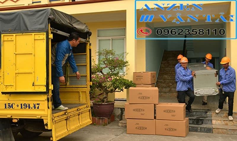 chuyển nhà trọn gói đi Hải Phòng