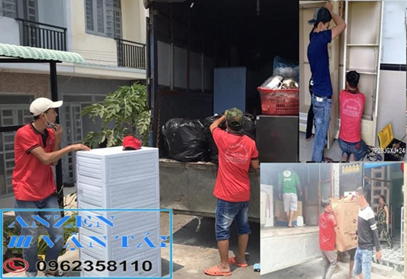 dịch vụ chuyển nhà trọn gói vũng tàu