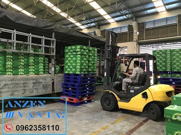 vận chuyển bia nước ngọt đi Bình Phước