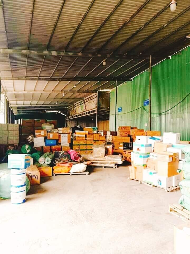 Vận chuyển hàng đi Campuchia - Anzen