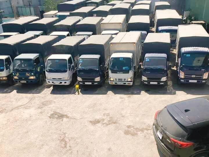 Vận tải Anzen vận chuyển hàng đi Campuchia