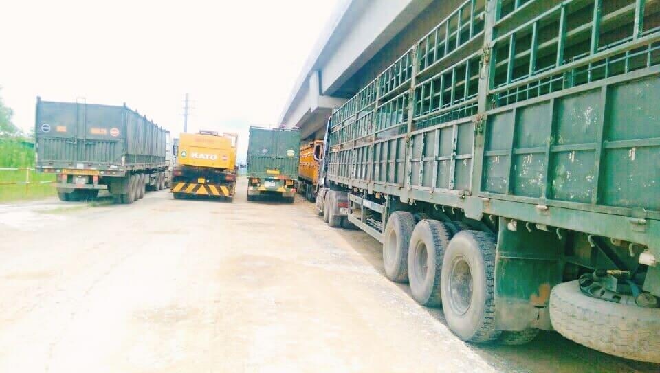 Vận chuyển hàng hóa đi Campuchia