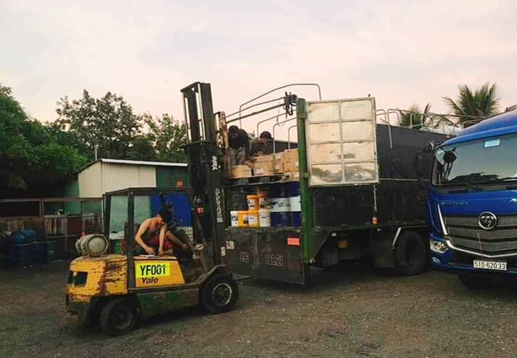 Vận chuyển hàng hóa Bắc Ninh đi Đồng Nai