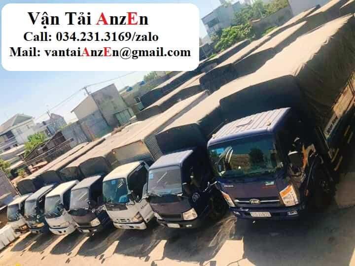 Vận chuyển hàng hóa Bắc Ninh đi Long An