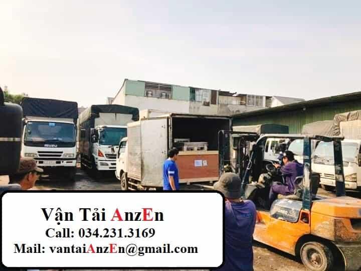 vận chuyển hàng hóa Cần Thơ đi Đà Nẵng
