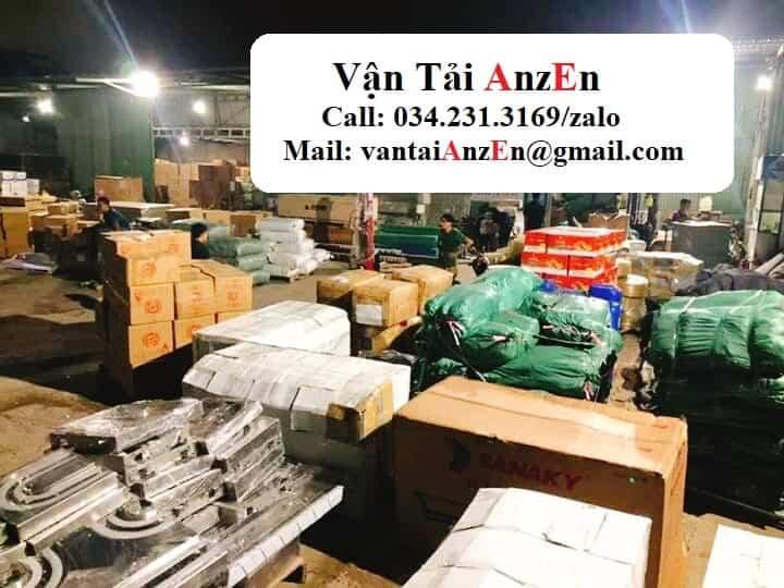 Vận chuyển hàng hóa Hà Nội đi Bạc Liêu