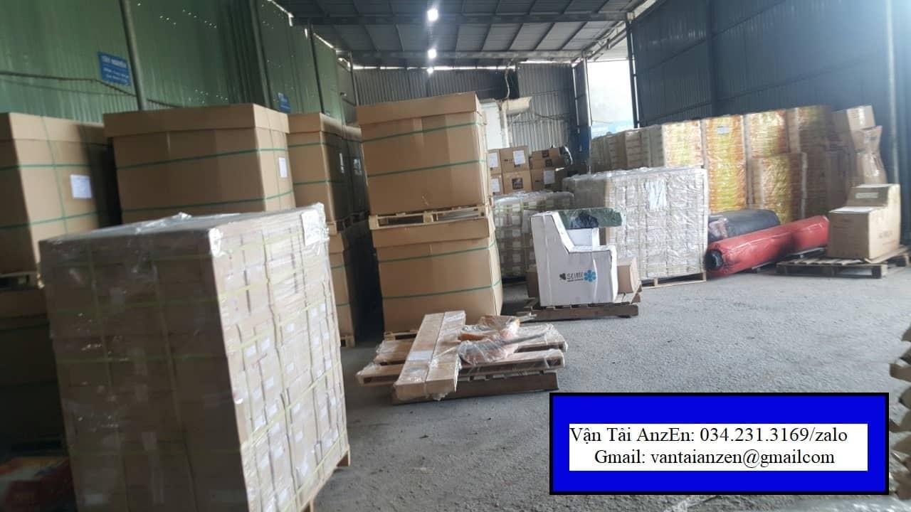 Vận chuyển hàng hóa Long An đi Bắc Ninh