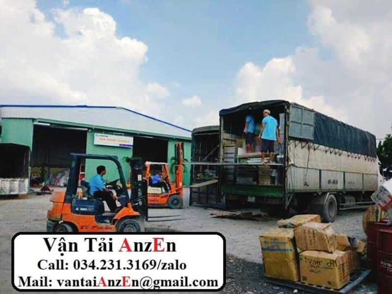 vận chuyển máy móc thiết bị đi Đồng Nai