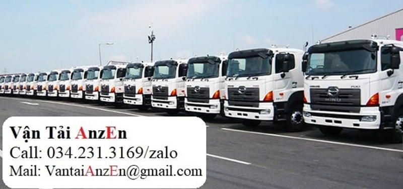 công ty vận chuyển máy móc thiết bị đi Đồng Nai