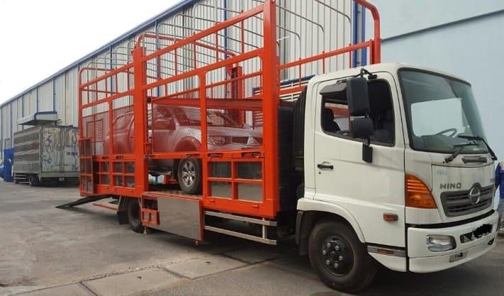 Vận chuyển ô tô từ Đồng Nai