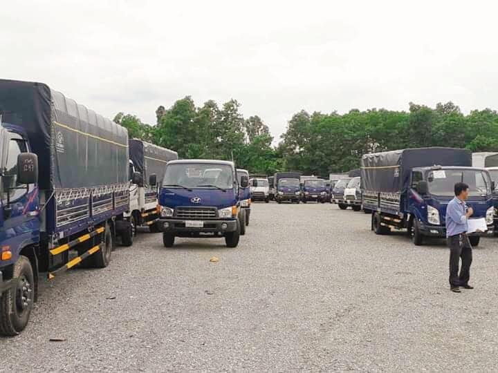 Chành xe chuyển hàng tại Đồng Nai
