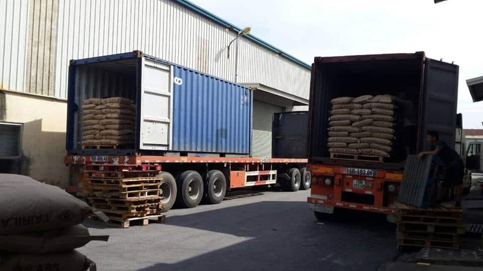 công ty vận tải tại Sài Gòn