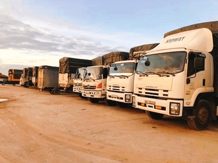 công ty vận chuyển hàng đi Sài Gòn