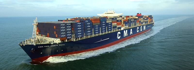 Vận chuyển hàng hóa bằng đường biển tại Long An