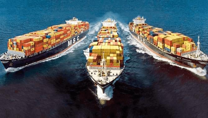 vận chuyển hàng lẻ bằng đường biển