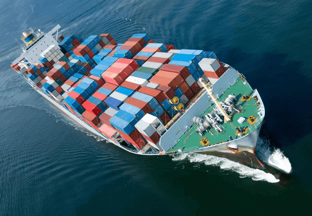 Vận chuyển hàng bằng đường biển