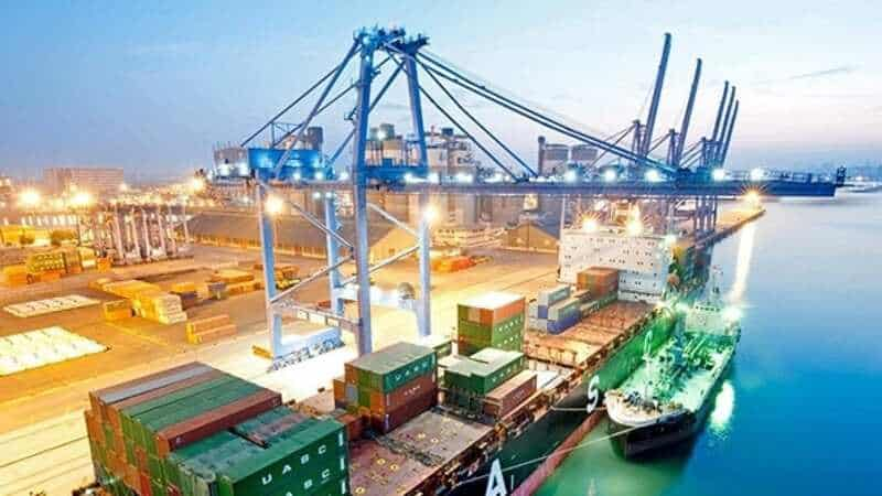 Vận chuyển hàng hóa bằng đường biển tại Bình Dương
