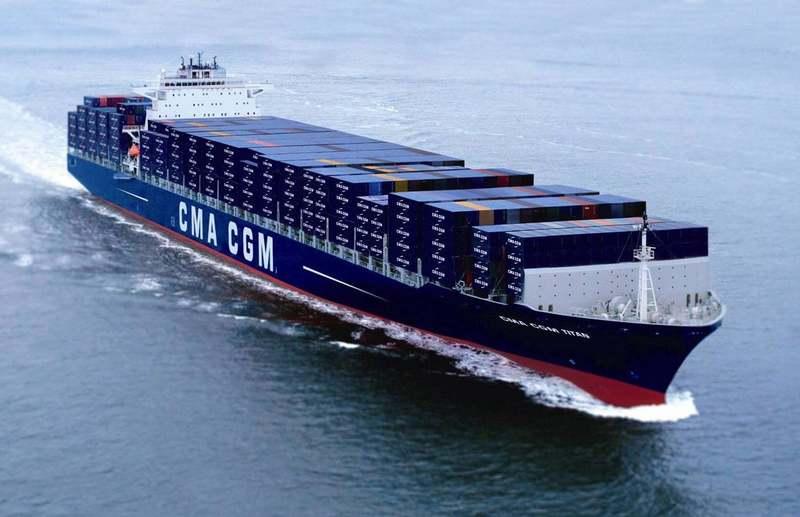 vận chuyển hàng hóa bằng đường biển tại TP.HCM