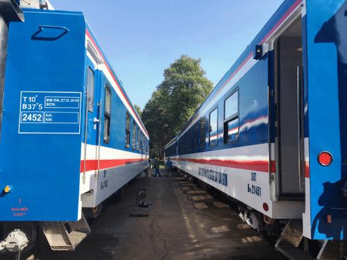 Vận chuyển hàng hóa bằng đường sắt đi Bình Dương
