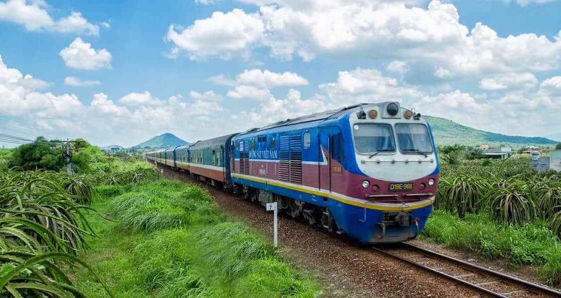Vận chuyển hàng hóa bằng đường sắt tại Long An