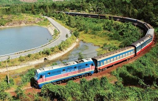 Vận chuyển hàng hóa bằng đường sắt tại Sài Gòn