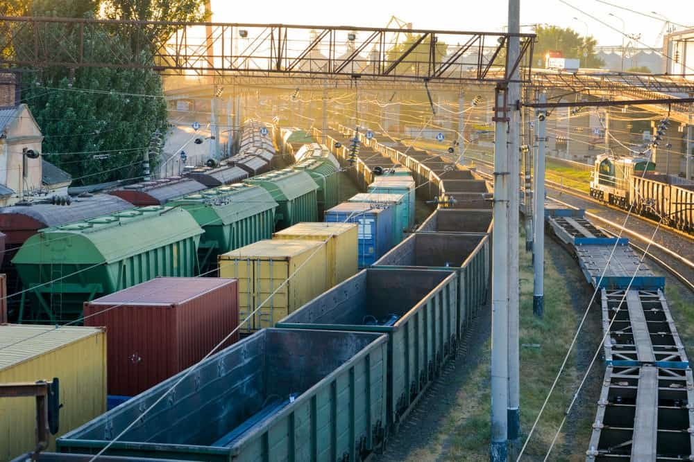 Vận chuyển hàng hóa bằng đường sắt tại Tp HCM