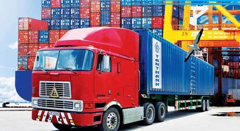 Vận chuyển hàng hóa lẻ hàng hóa ghép