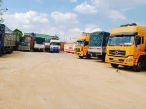 chành xe tải Nha Trang đi Long An