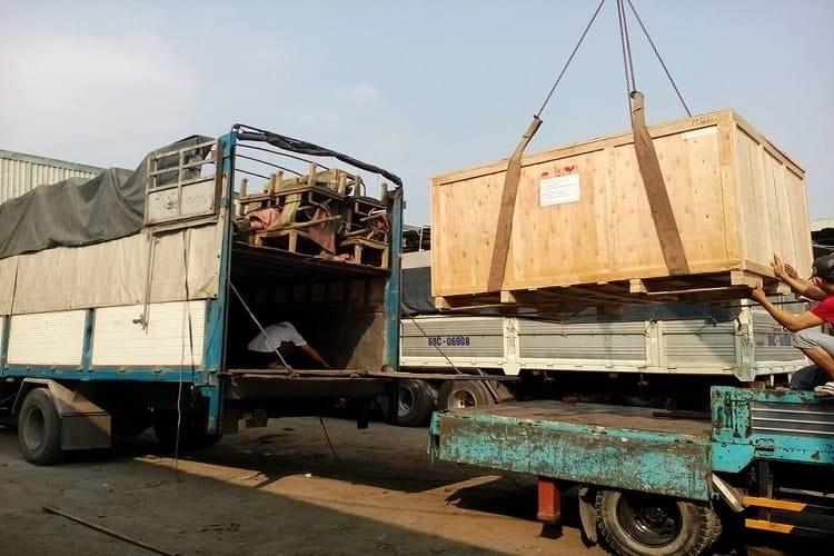 Ghép hàng Bắc Ninh đi Bình Dương