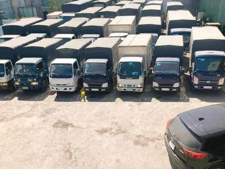 chuyển hàng hóa từ Nha Trang đi Bình Dương