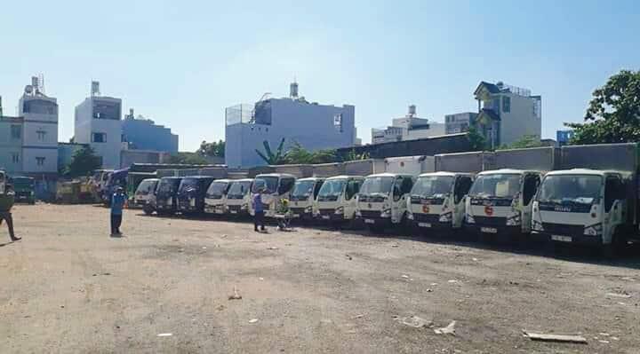 dịch vụ chuyển hàng đi các tỉnh