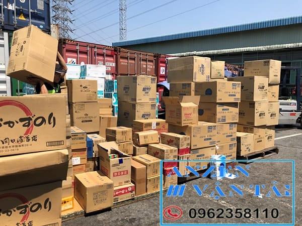vận chuyển hàng tiêu dùng