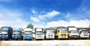 Chở hàng đi Bắc Ninh