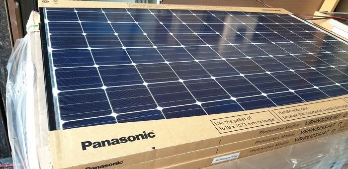 vận chuyển pin mặt trời đi Bình Định