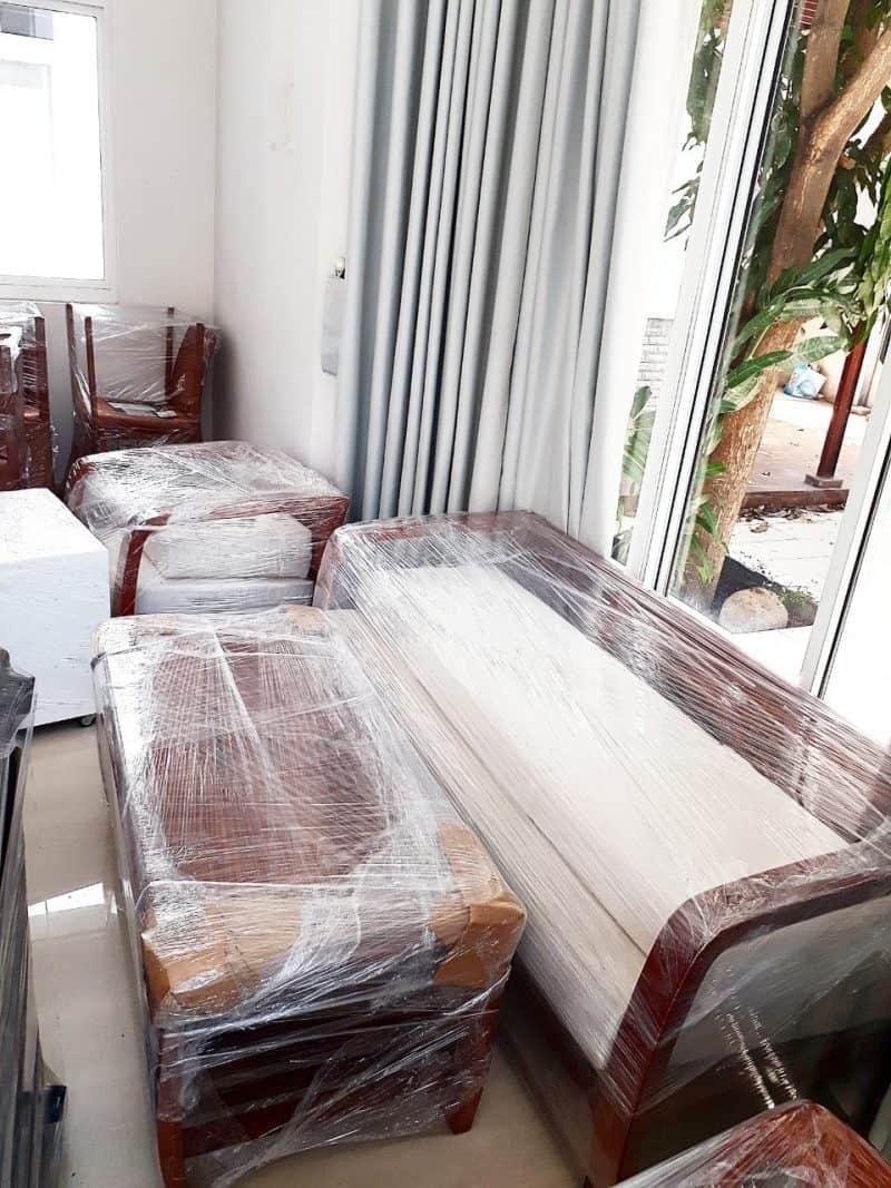 chuyển hàng nội thất tại Bình Dương