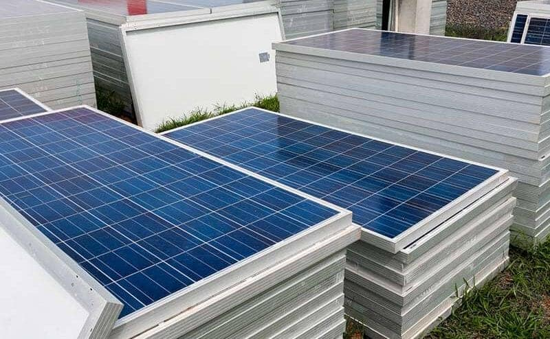 vận chuyển pin năng lượng mặt trời