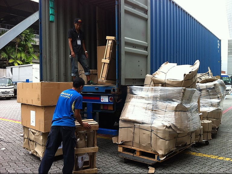 dịch vụ cẩu tải Đà Nẵng