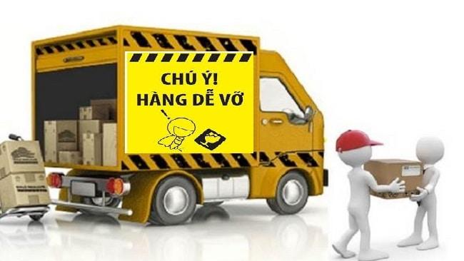 chuyển hàng dễ vỡ Sài Gòn đi Hà Nội
