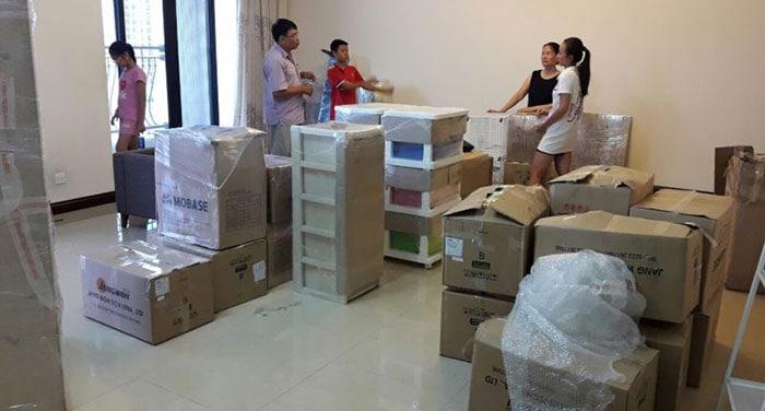 chuyển nhà đi Tiền Giang