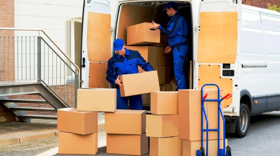 Vận chuyển hàng gia dụng đi tỉnh