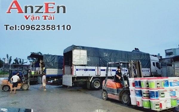 vận chuyển hàng hóa Bắc Ninh đi Bình Định