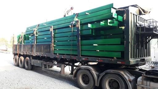 vận chuyển vật liệu xây dựng đi Quảng Ninh