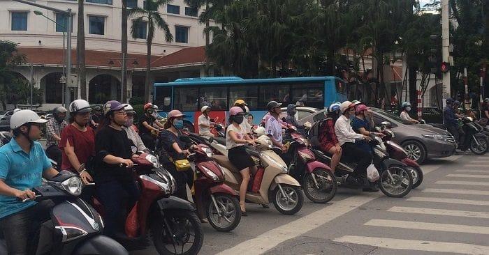 Vận Chuyển Xe Máy Từ Sài Gòn Đi Đà Lạt
