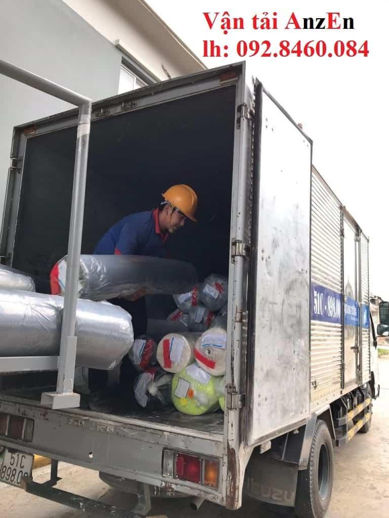 vận chuyển hàng may mặc