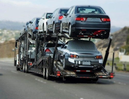 vận chuyển xe ô tô về Bạc Liêu