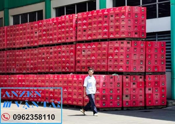 Vận chuyển bia nước ngọt đi Tây Ninh