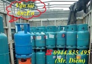 Vận chuyển gas đi Nha Trang
