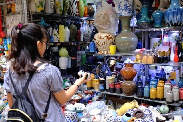 Vận chuyển gốm sứ đi Bắc Ninh
