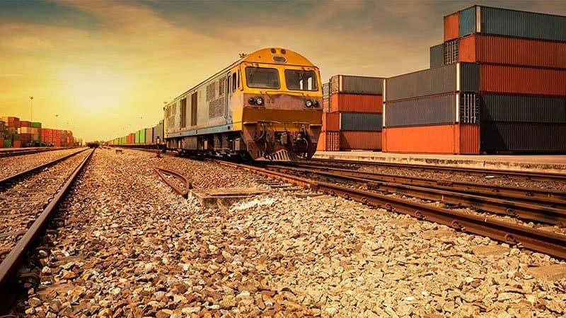 gửi hàng bằng đường sắt